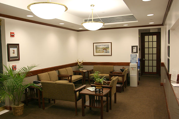 Colorectal Surgery - Waiting Area