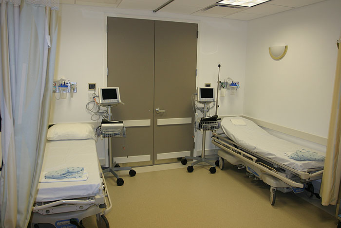 Colorectal Surgery - Recovery Room