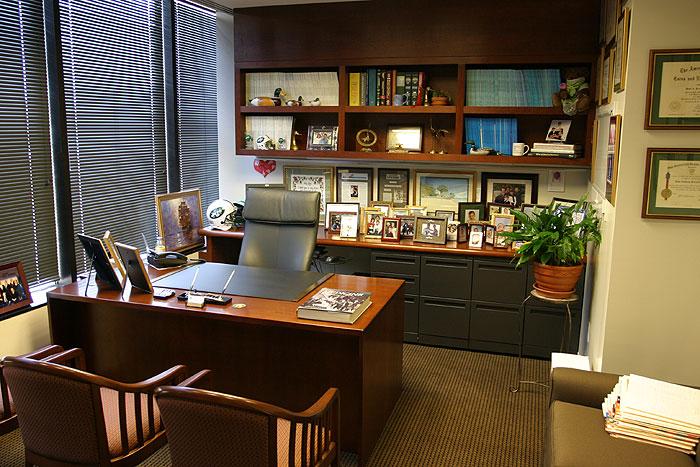 Dr. John Procaccino Office
